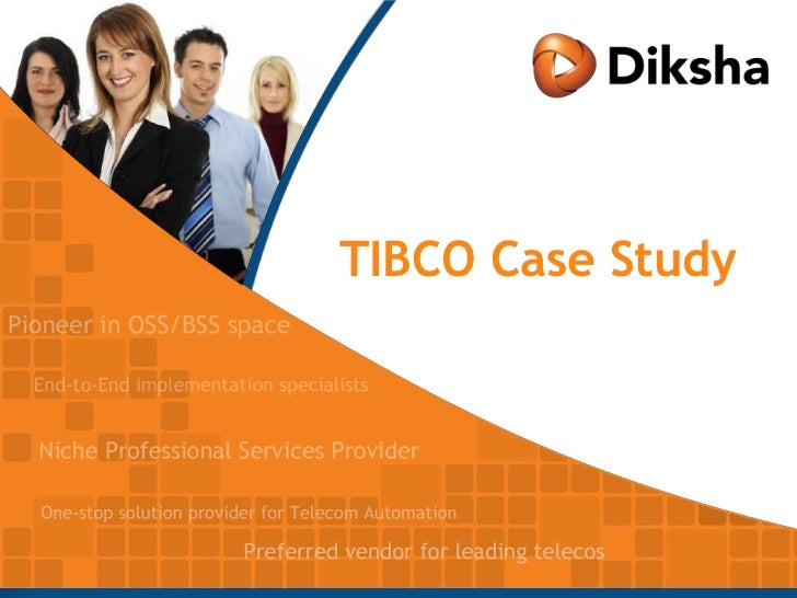 TIBCO Case Study