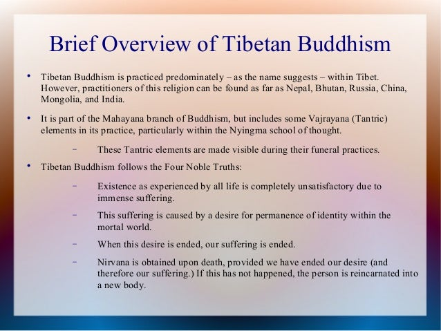 an overview on buddhism Find out more about the history of buddhism, including videos, interesting articles , pictures, historical features and more get all the facts on historycom.