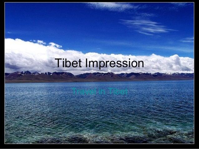 Tibet Impression   Travel in Tibet