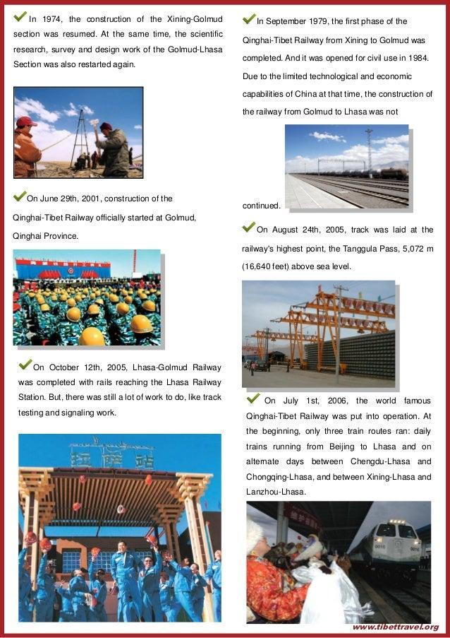 Tibet train e book