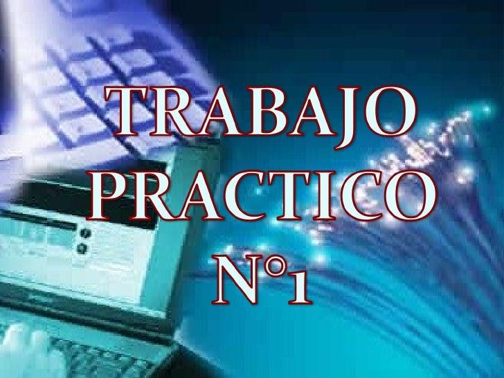 Es un conjunto descentralizado de redes de comunicación interconectadasUtilizan la familia de protocolos TCP/IP, garantiz...
