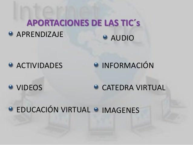 T I C TECNOLOGÍAS DE LA INFORMACIÓN Slide 3