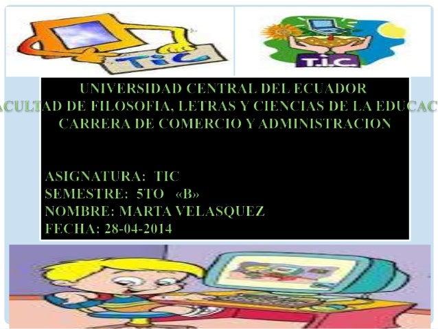 ELABORAR UNA DISPOSITIVA SOBRE EL CONCEPTO DE TIC, HISTORIA, VENTAJAS, DESVENTAJAS,