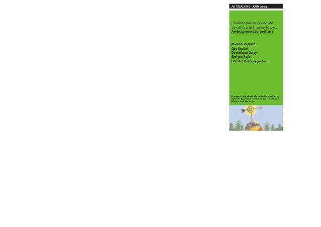 Pour une Franche-Comté numérique à très haut débit (juin 2007) Slide 2