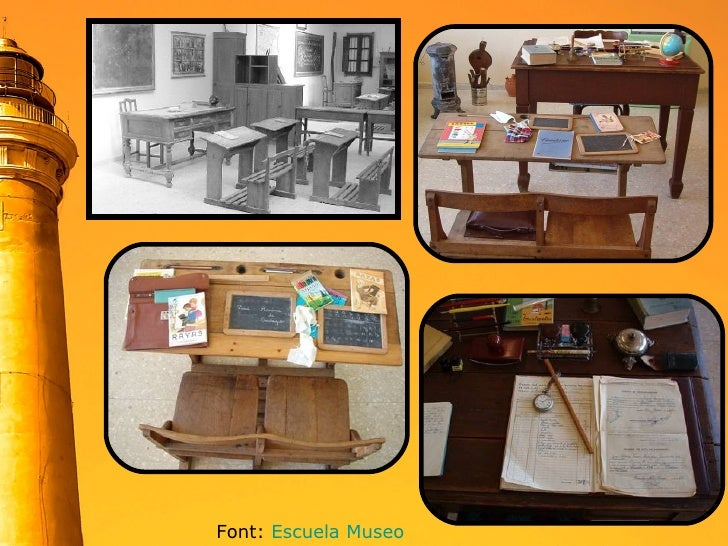 Font:  Escuela Museo