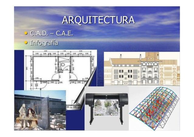 10/11/201510/11/2015 2424 ARQUITECTURAARQUITECTURA •• C.A.D.C.A.D. –– C.A.E.C.A.E. •• InfografInfografííaa