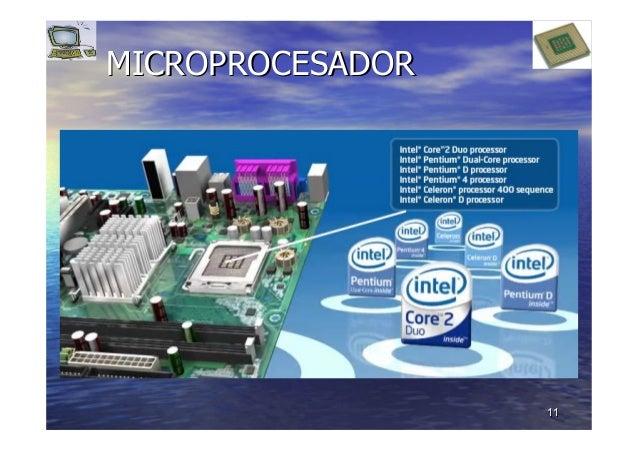 1111 MICROPROCESADORMICROPROCESADOR
