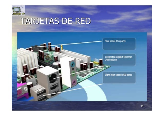 4141 TARJETAS DE REDTARJETAS DE RED