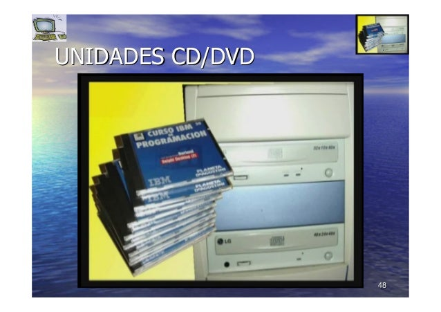 4848 UNIDADES CD/DVDUNIDADES CD/DVD