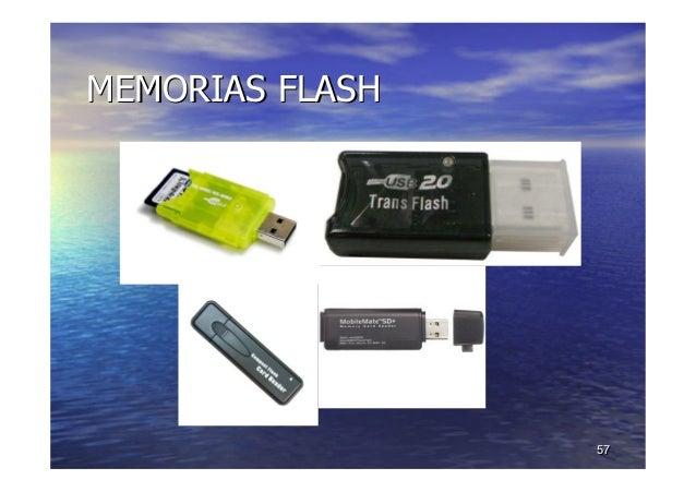 5757 MEMORIAS FLASHMEMORIAS FLASH