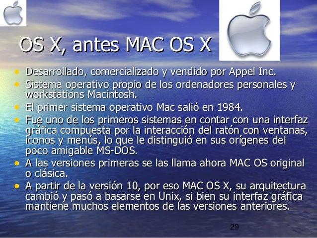 29 • Desarrollado, comercializado y vendido por Appel Inc.Desarrollado, comercializado y vendido por Appel Inc. • Sistema ...