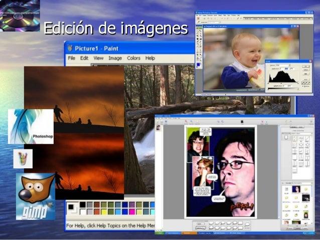 44 Edición de imágenesEdición de imágenes