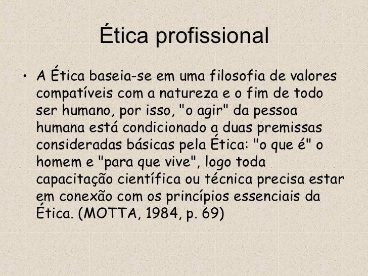 Fabuloso Ética Profissional de enfermagem LP92