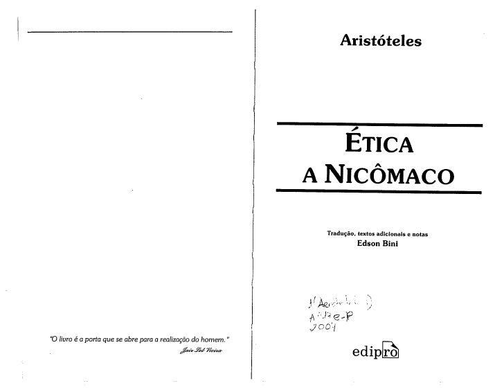 Ética a nicômaco-livro V- português