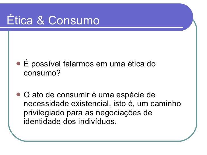 Resultado de imagem para ética e consumo