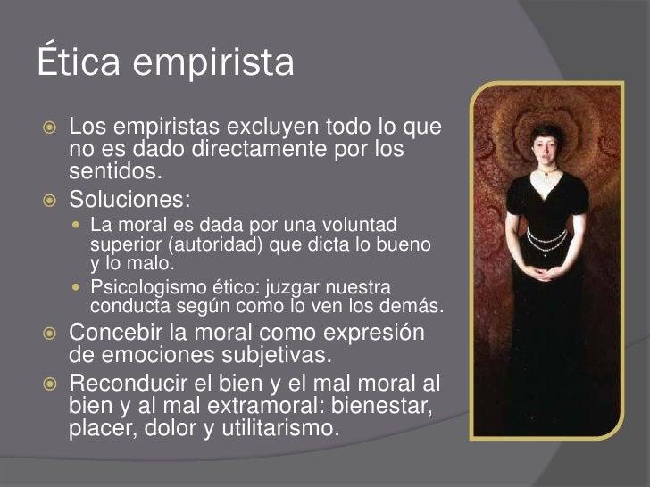 Ética General, Ángel Rodríguez Luño EUNSA, 5ª edición  Bibliografía     De la diapositiva 1-30:       Se tomó el conteni...