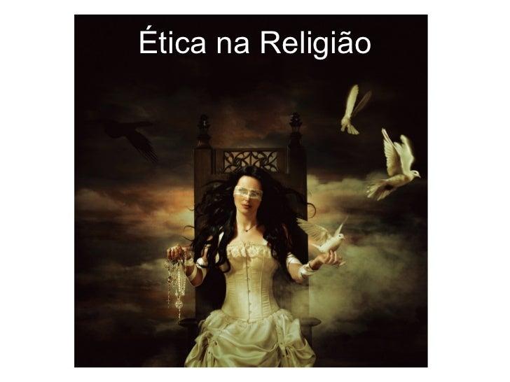 Ética na Religião