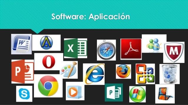Software: Aplicación