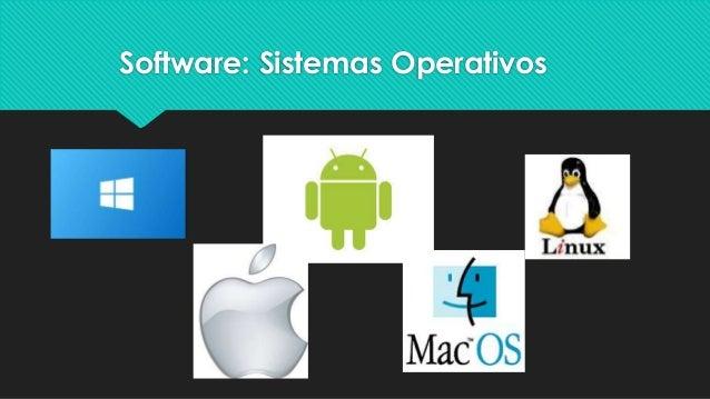 Software: Sistemas Operativos