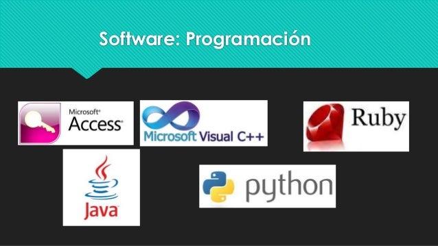 Software: Programación