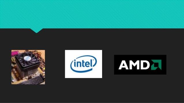 """""""Abanico"""" """"Intel"""" """"AMD"""""""