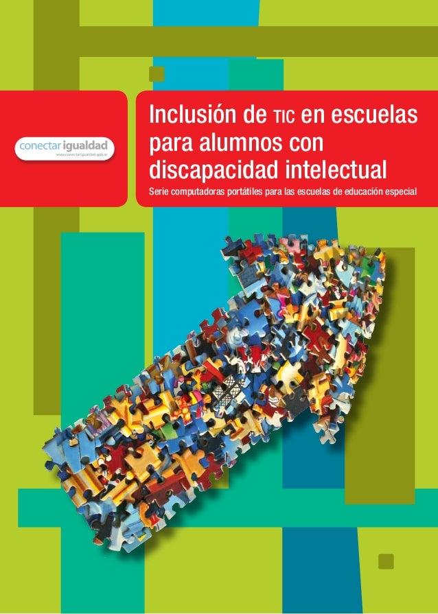 Inclusión de tic en escuelas para alumnos con discapacidad intelectual Serie computadoras portátiles para las escuelas de ...