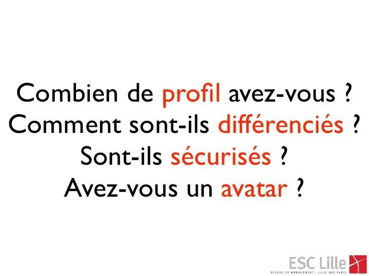 Tice L3 Campus Paris 09-10 Slide 3