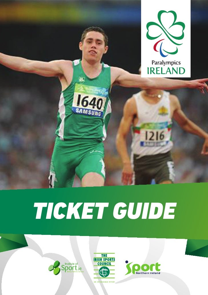 TICKET GUIDE
