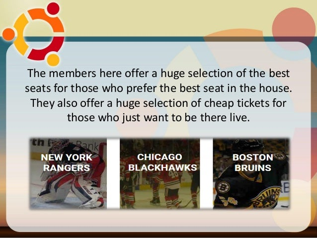 The best place to buy Cheap Concert tickets: