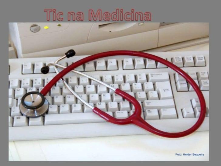 Tic na Medicina<br />