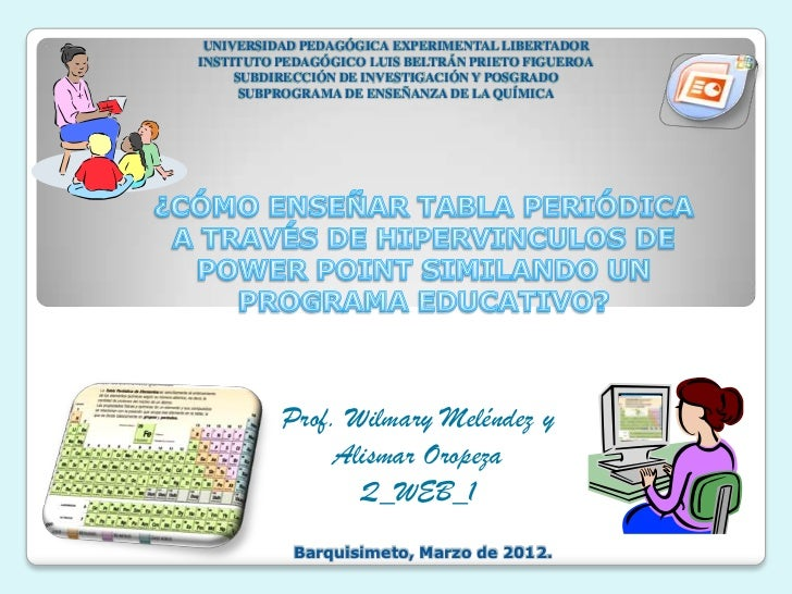 tic otros usos power point tabla peridica - Tabla Periodica Usos
