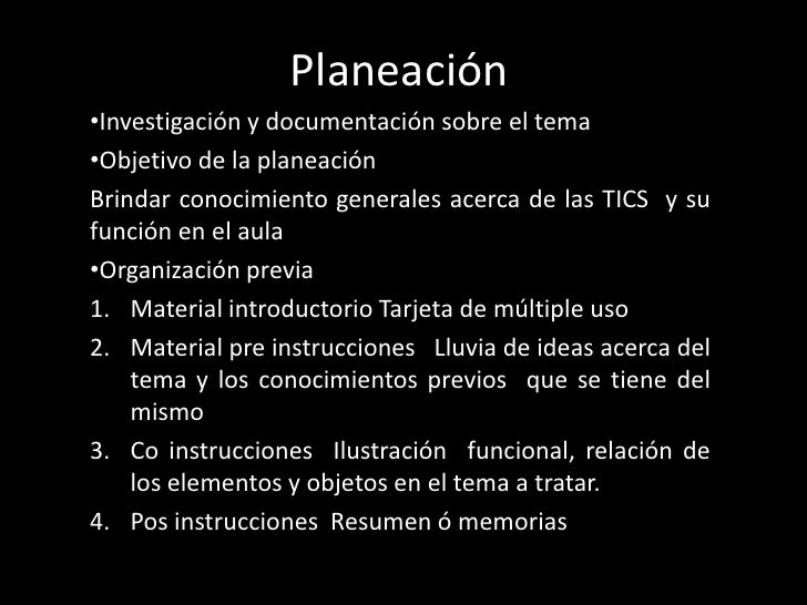 Tics Slide 2
