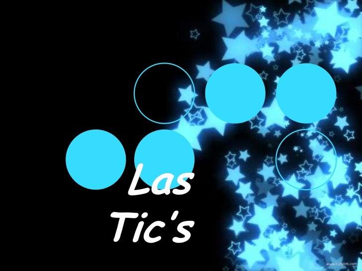 Las Tic's<br />