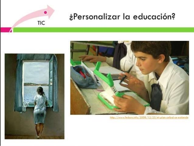 INTEGRACION CURRICULAR TICS NO INTEGRACION CURRICULAR TICS Son parte del currículo, están permeada de los principios educa...