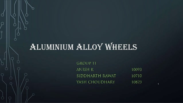 ALUMINIUM ALLOY WHEELS1