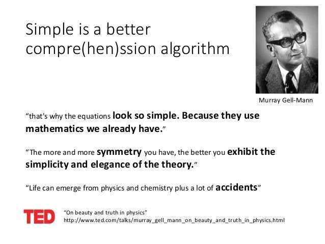…then why is complexity increasing?