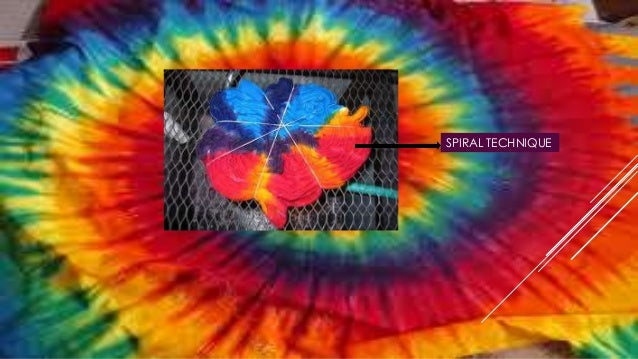 Tie and dye power point pleats or folding 5 ccuart Image collections