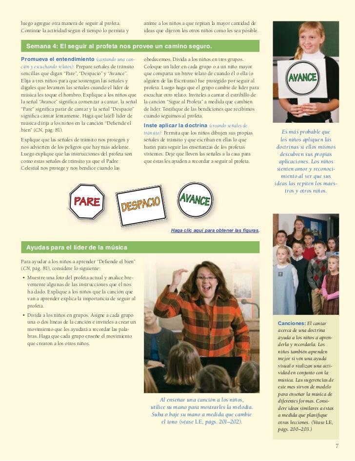Bosquejo para el Tiempo para compartir 2011
