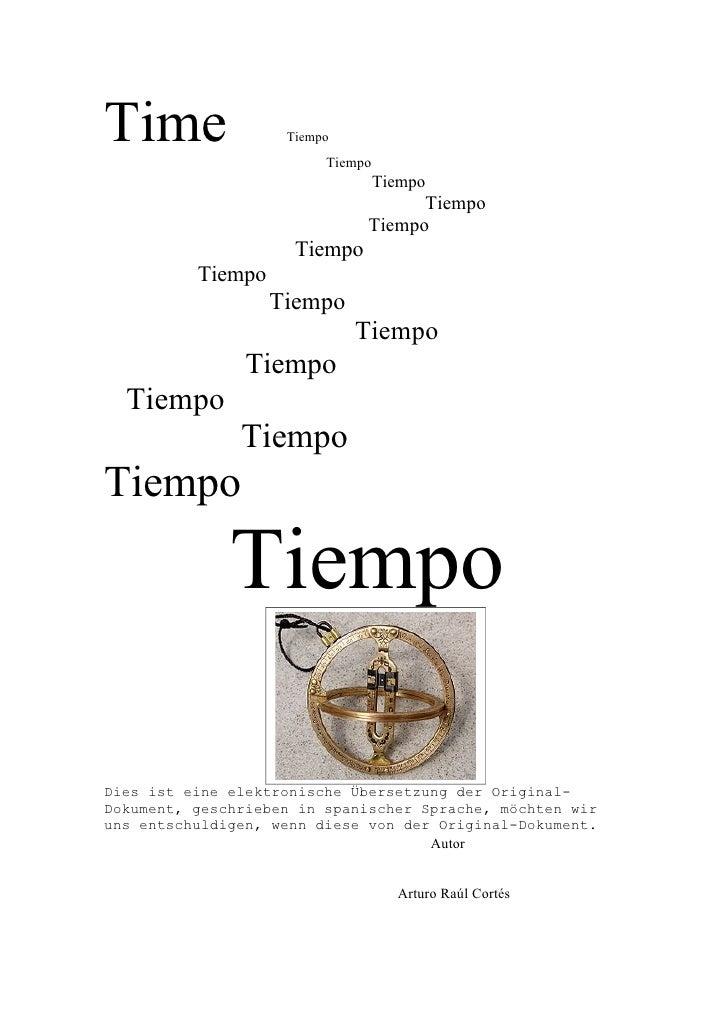 Time                Tiempo                          Tiempo                                   Tiempo                       ...