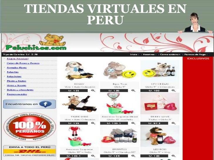 Tiendas virtuales - Vilmupa tienda online ...