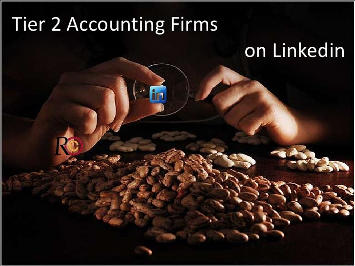 Tier 2 Accounting Firms     on Linkedin<br />