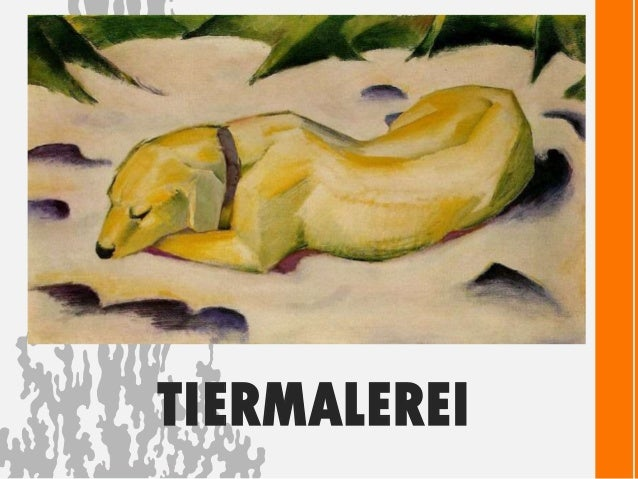 TIERMALEREI