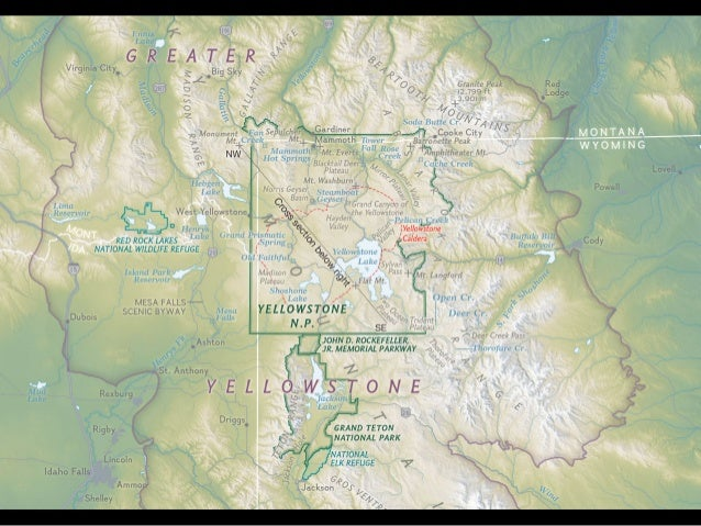 National geographic magazine yellowstone special issue cartography interactive maps brian jacobs gumiabroncs Image collections