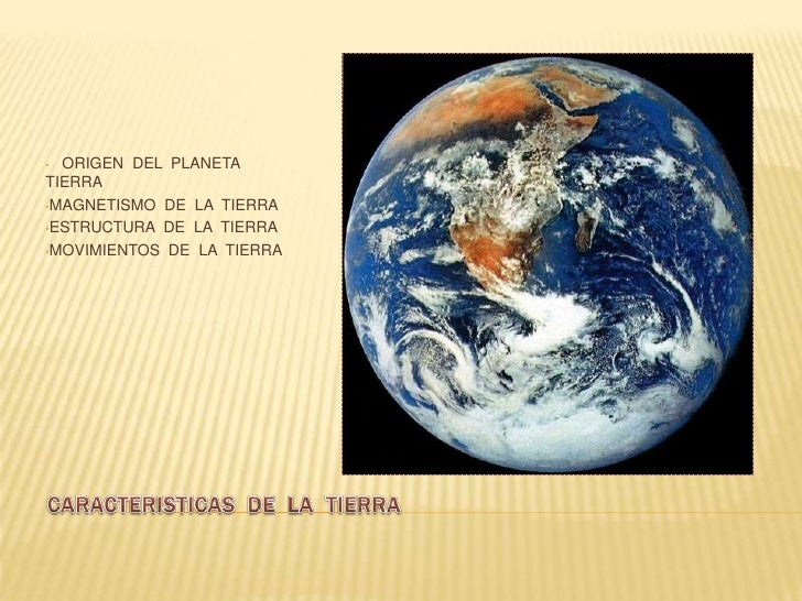 Tierra Slide 3