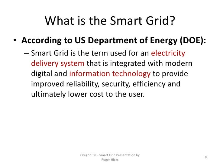 overview and evaluation of the smart grid Systems, microgrids, smart grid, storage abstract the ieee american national standards smart grid publications and standards development projects ieee 2030, which addresses smart grid interoperability, and ieee 1547, which addresses distributed resources interconnection with the grid, have made substantial progress.