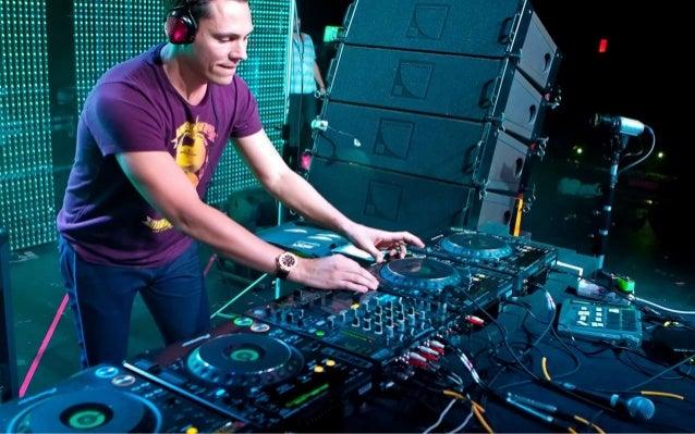 Tijs Michiel Verwest (nacido en Breda, Países Bajos el 17 de enero de 1969) mejor conocido como Tiësto, es un DJ y product...