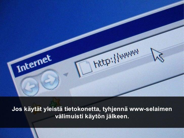 Sosiaalisen median käsikirja verkkoliftareille (netiketti, verkkoiden…