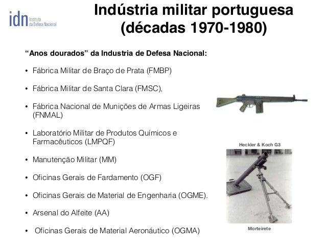 """Indústria militar portuguesa (décadas 1970-1980) Morteirete Heckler & Koch G3 """"Anos dourados"""" da Industria de Defesa Nacio..."""