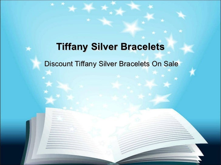 Tiffany Silver Bracelets Discount Tiffany Silver Bracelets On Sale