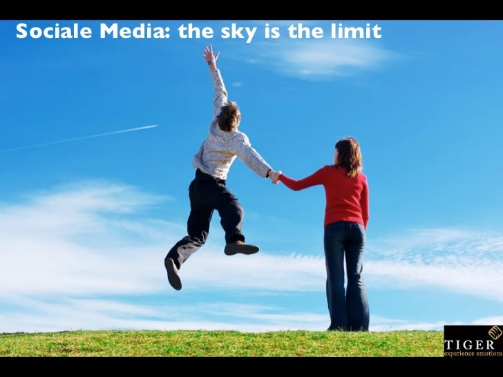 Sociale Media: the sky is the limit              Inventaris